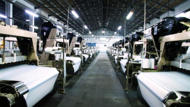 纺织行业如何应用高纯聚丙烯酰胺
