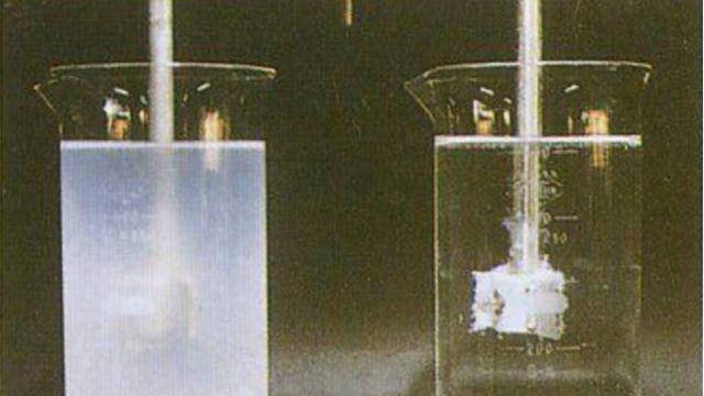 阳离子聚丙烯酰胺处理肉类食品水