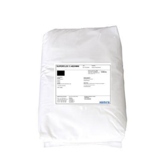 进口聚丙烯酰胺-凯米拉絮凝剂C492PWG-阳离子絮凝剂-东保进口絮凝剂